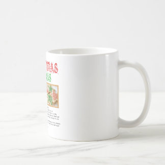Christmas Cookies Recipe Mug