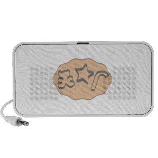 Christmas Cookies Travel Speakers