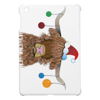 Christmas Cow iPad Mini Covers