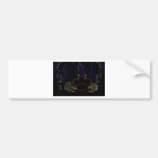 Christmas Crab 2016 Bumper Sticker