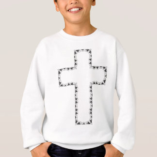 Christmas cross sweatshirt