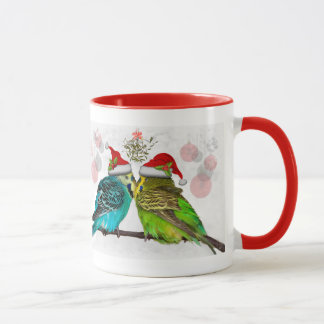 Christmas Cuddles Mug