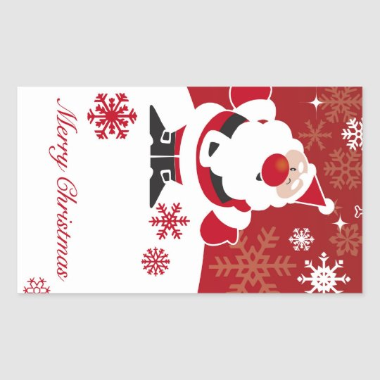 Christmas customized gift Sticker