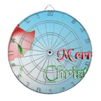 Christmas Dartboard