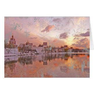 Christmas Dawn Card