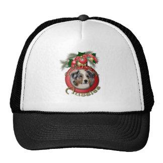 Christmas - Deck the Halls - Aussies Trucker Hat
