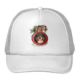 Christmas - Deck the Halls - Bernies Trucker Hat