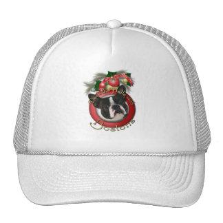 Christmas - Deck the Halls - Bostons Mesh Hats