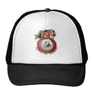 Christmas - Deck the Halls - Cotons Mesh Hats