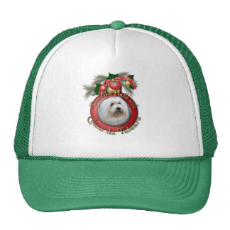 Christmas - Deck the Halls - Cotons Hats