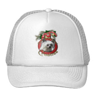 Christmas - Deck the Halls - Cresties Trucker Hats
