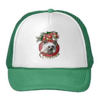 Christmas - Deck the Halls - Cresties Hat