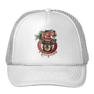 Christmas - Deck the Halls - Kelpies Trucker Hats