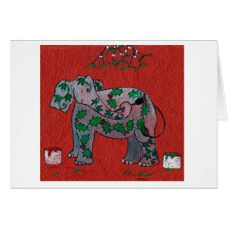 Christmas Decorating Card