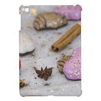 Christmas decoration and food cover for the iPad mini