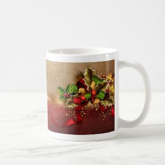 Christmas Decoration Basic White Mug