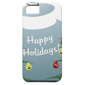 Christmas decoration case for the iPhone 5