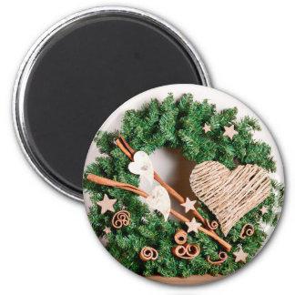 Christmas decoration magnet