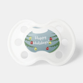 Christmas decoration pacifier