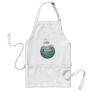Christmas decoration standard apron