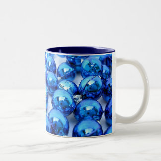 Christmas Decoration Two-Tone Coffee Mug