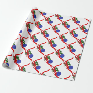 Christmas Decoration Wrapping Paper