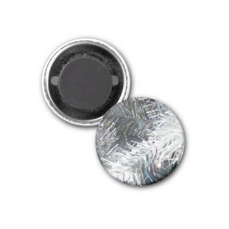 Christmas Decorations 1 Inch Round Magnet