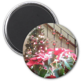 Christmas Decorations 2 Inch Round Magnet