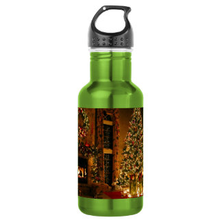 Christmas decorations - christmas tree 532 ml water bottle