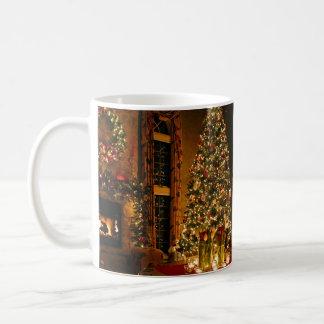 Christmas decorations - christmas tree coffee mug