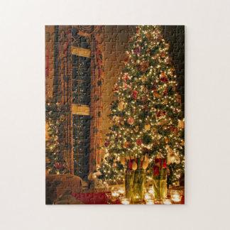 Christmas decorations - christmas tree jigsaw puzzle