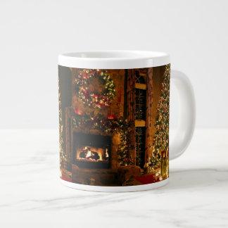 Christmas decorations - christmas tree large coffee mug