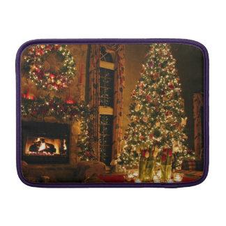 Christmas decorations - christmas tree MacBook sleeve