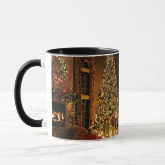 Christmas decorations - christmas tree mug