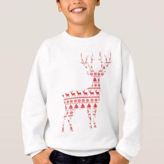 Christmas Deer2 Sweatshirt