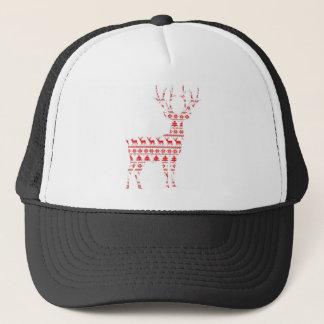 Christmas Deer2 Trucker Hat