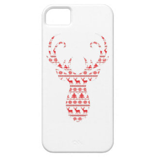 Christmas Deer 1 Case For The iPhone 5