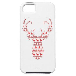 Christmas Deer 1 iPhone 5 Case