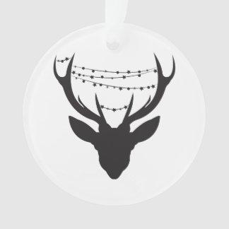 Christmas Deer * Christmas Ornament * Tree