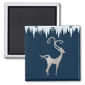 Christmas Deer Magnet