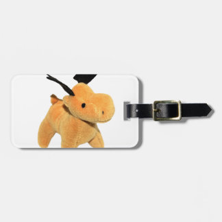 Christmas Deer transparent PNG Luggage Tag