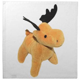Christmas Deer transparent PNG Napkin