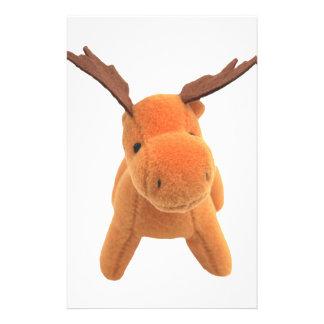 Christmas Deer transparent PNG Stationery