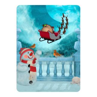 Christmas design, Santa Claus Card