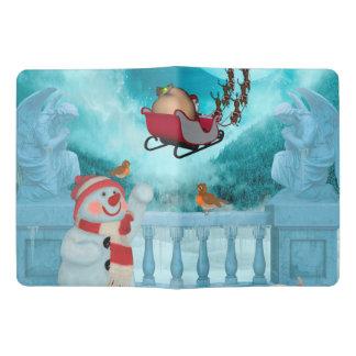 Christmas design, Santa Claus Extra Large Moleskine Notebook