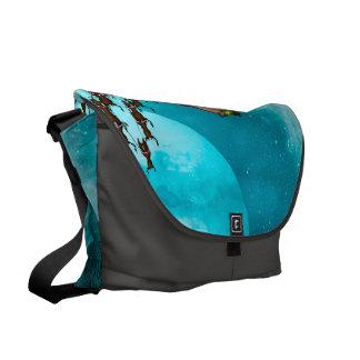 Christmas design, Santa Claus Messenger Bag