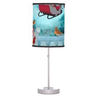 Christmas design, Santa Claus Table Lamp