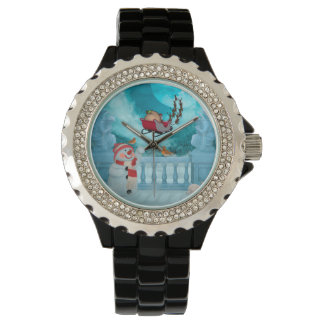 Christmas design, Santa Claus Watch