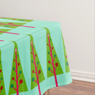 Christmas Dinner Tablecloth
