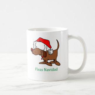 Christmas Dog Coffee Mug